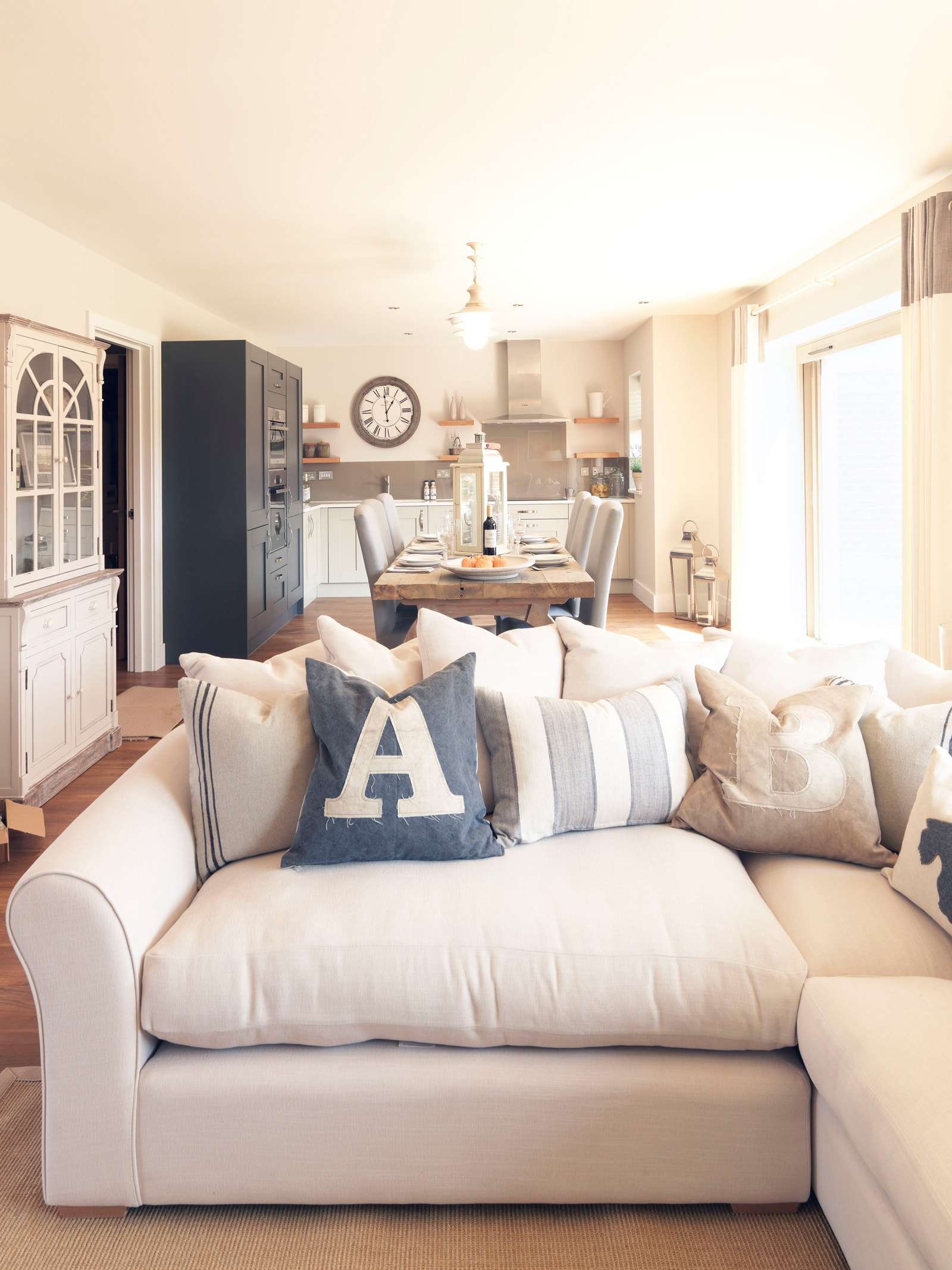 four bedroom coastal home