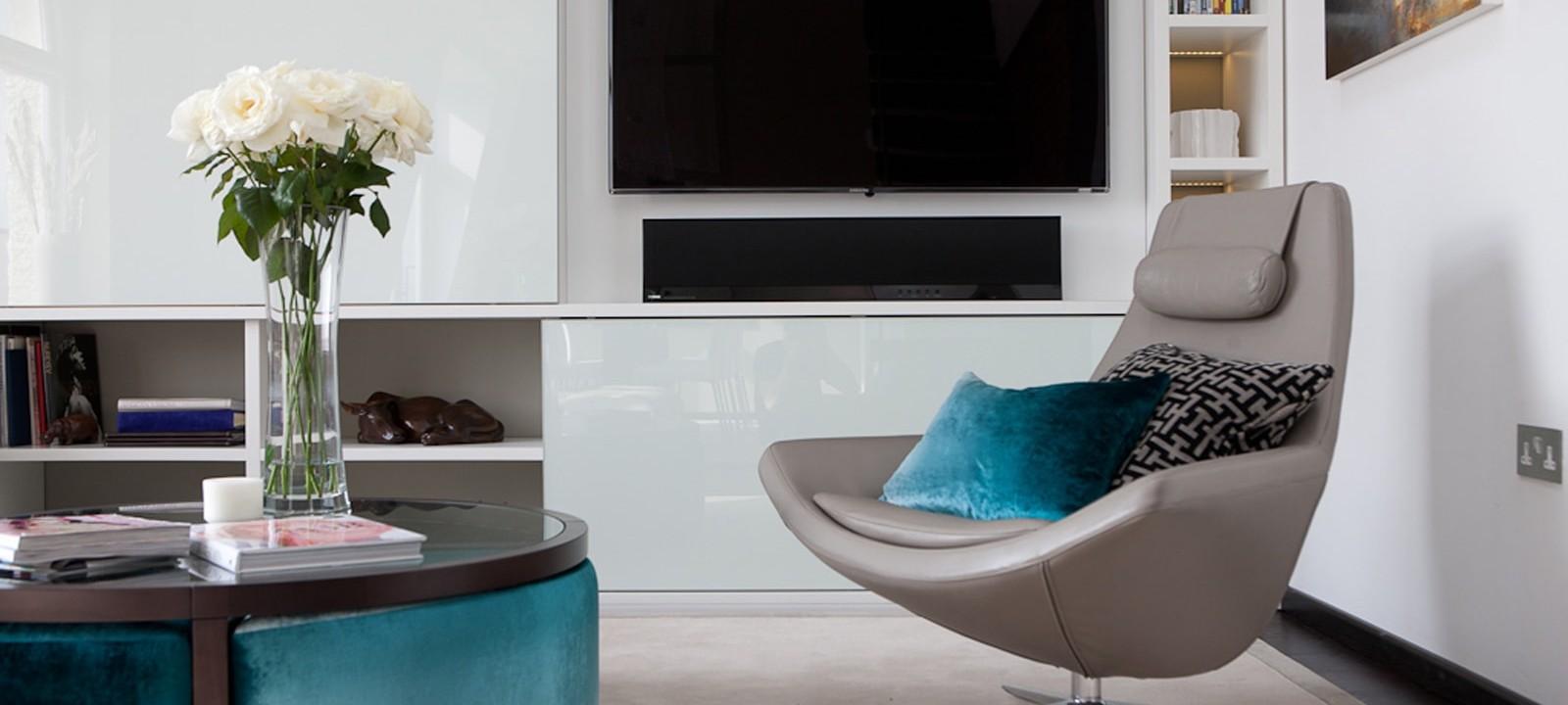 Maida Vale Penthouse Chair