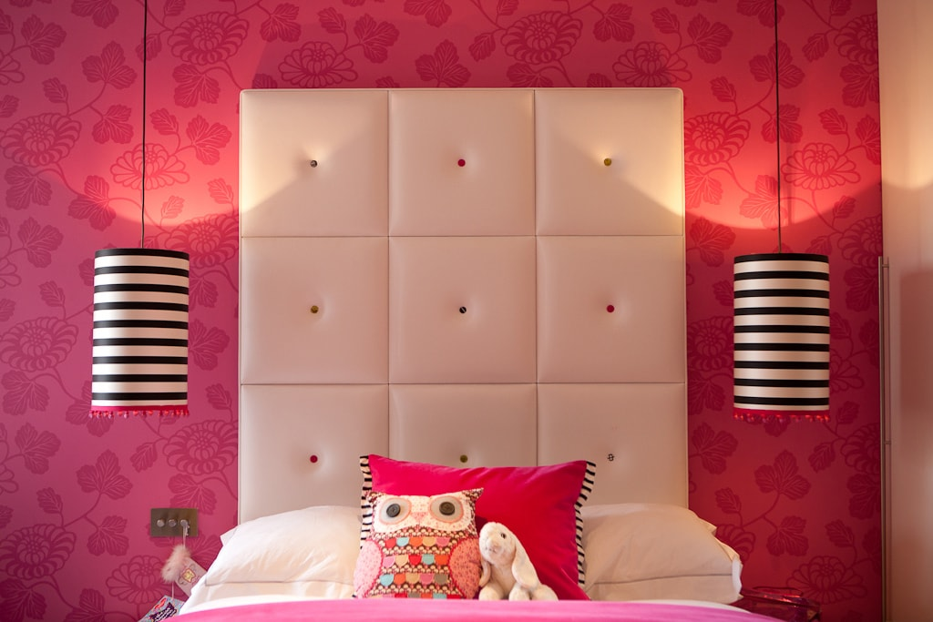 Maida Vale Penthouse Girls Room