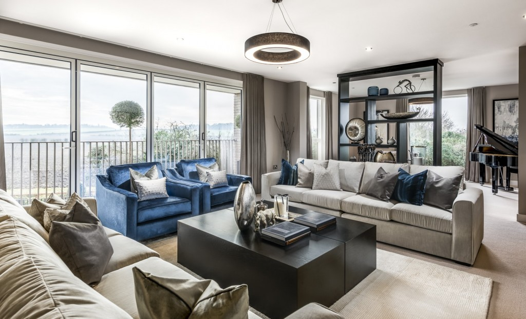 Our showhouse has been featured in the Telegraph!